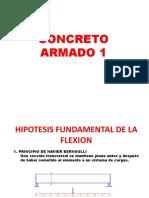 Principios Basicos y Flexion