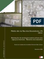 Rua Douradores - Programa Decorativo