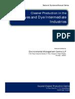 CP in Dyes n Dye Intermediate