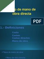 Costos Directos