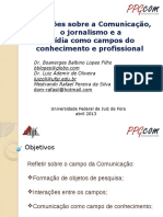 apresentação confibercom