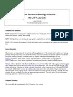 EDUC2220Lesson Plan Art