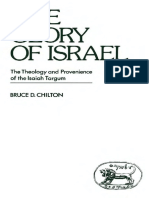 Chilton, Glory_Israel. Theology&Provenience of the Isaiah Targum