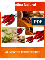 eBook Alimentos Termogenicos by Luciana Marques