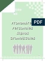 12 Pronombrespersonales Signosgramaticales CORREGIDO