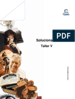 Solucionario Clase 21 Taller v 2016 CES