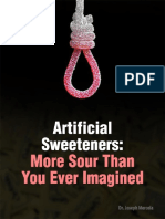 Aspartame Special Report