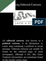 Teacher Resource #8 - Editorial Cartoon Powerpoint