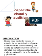Discapacidad Visual y Auditiva