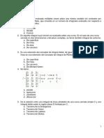 Tercer Parcial Calculo Vectorial