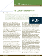 Ec 201615 Feds Yield Curve Control Policy PDF