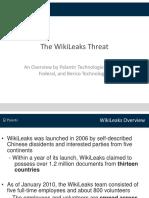 WikiLeaks Response v5