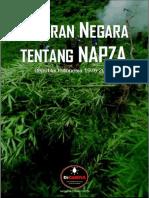 Laporan Negara mengenai Narkoba 2016 - Republik Indonesia