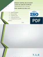 Norma ISO 9001 Grupo2