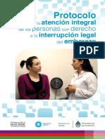 Protocolo ILE Argentina