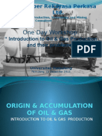 Organic Origin of Oil & Gas [Draft]