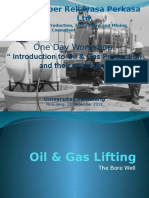 Oil and Gas Lifting