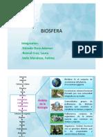 Ecologia y Biosfera