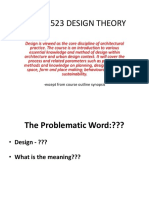 Design Theory 1