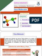 Peso Molecular
