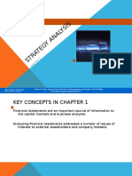 Ch2 Strategy Analysis and Valuation