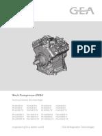 Compresor Bock FK40