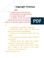 plagiarismcopyrightcitations  1