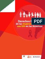 VIH Derechos Humanos Mujer Final Español