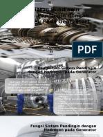 Peralatan Pendingin (Sistem Pendingin Dengan Hydrogen Pada Generator)