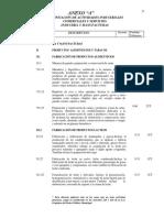 actividades econmicas clasificador