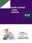 B.gangguan Cemas