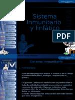 Inmunitario y Linfático