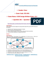 352-001 Exam Dumps With PDF and VCE Download (201-250)