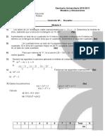 Módulo 4 (Evaluaciones Modelos II)