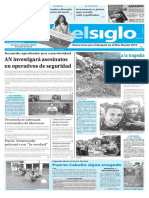 Edición Impresa Elsiglo 30-11-2016