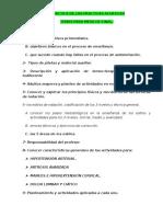 Didactica de Las Practicas Acuaticas