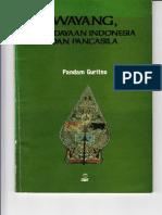 Wayang Kebudayaan- Pandam Guritno