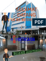 Safety Breafing Pwr Point Bethsaida Auditorium