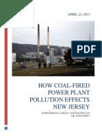 poli-228 coal pollution