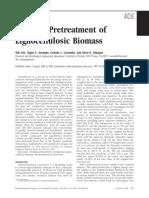 Thermal pretreatment of lignocellulosic biomass.pdf
