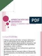 APRECIACIÓN DE LO ARTÍSTICO.ppt