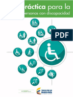Guia Practica Para La Atención de Personas Con Discapacidad