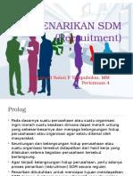 4. Recruitment Sdm