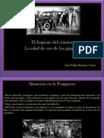 Unidad 7 Gangster - Luis Felipe Ramírez