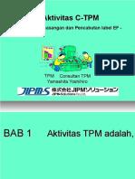 C-TPM活動(エフ付け エフ取り実践)14jam