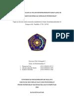 Kelompok 9 - Muhammadiyah Sebagai Gerakan Pendidikan