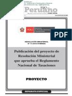 Rm.73 2016 Vivienda Proyecto