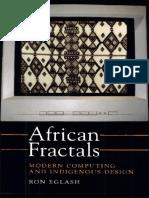 Eglash Ron African Fractals Modern Computing and Indigenous Design