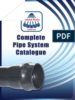 catalogue Complete Pipe System