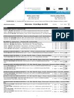 Lista de Precios cámaras - 18 de Mayo 2016 Sg